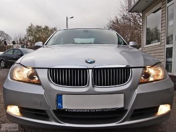 BMW SERIA 3 325i BENZYNA 217KM NAVI ALU-FELGI SZYBERDACH KLIMA