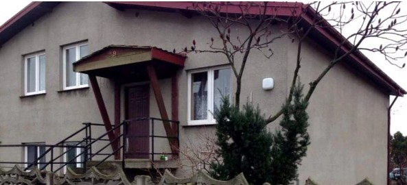 Dom Paczkowo, ul. Rolna 29