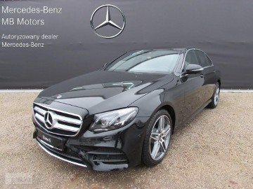 Mercedes-Benz Klasa E W213 W213 2016