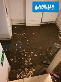 Sprzątanie po zalaniu / osuszanie po zalaniu Głogów