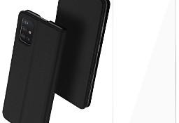 Etui Dux Ducis + szkło do Samsung Galaxy A71 Black