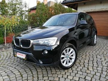 BMW X3 II (F25) xDrive 20d, 1 właściciel, GWARANCJA