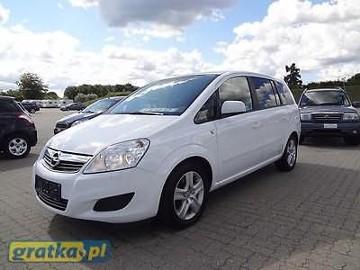 Opel Zafira B ZGUBILES MALY DUZY BRIEF LUBich BRAK WYROBIMY NOWE