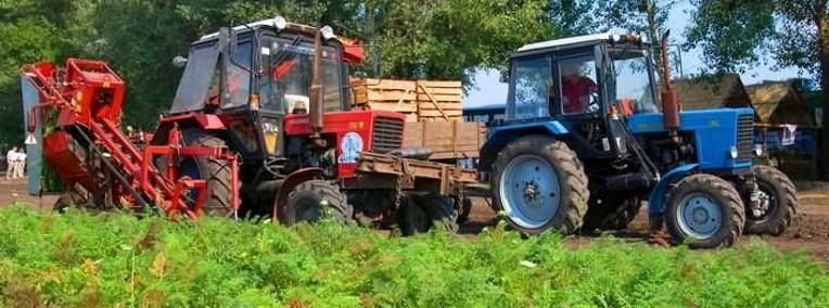 UkrainaGospodarstwo rolne zamienie duze ilosci ziemniakow,siano lakowe-1