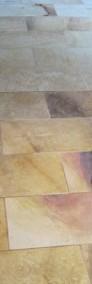 Schody kamienne z kamienia piaskowca piaskowiec płyty szlifowane-4