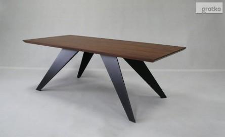 stół dębowy SALVATORE, dąb szczotkowany olejowany
