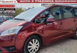 Citroen C4 Grand Picasso I 2.0 140 KM Benzyna+GAZ climatronic gwarancja