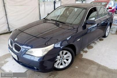 BMW SERIA 5 rozrząd po lifcie, 333 KM, zarejestrowana