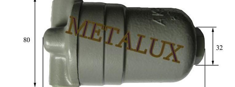 Filtr FS1-16SM, WS1-100SM, FG1 - 160 - 25D, FS1 - 160 - 25-1