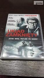 DVD: Układ zamknięty PL - wysyłka gratis