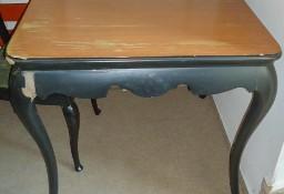 Zestaw mebli Art Deco - stolik i witryna