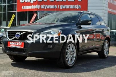 Volvo XC60 I Volvo XC60 2.4 D5 205KM Summum, Automat, Salon PL, Navi, FV 23%, Gwa