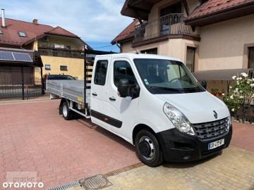 Renault Master DOKA & OS. PAKA 4 m. bliźniaki, Klima