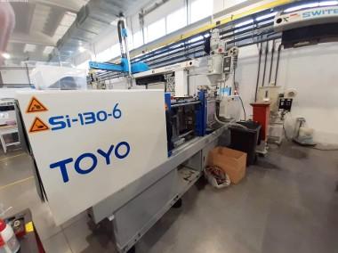 Wtryskarka do tworzyw TOYO MACHINERY SI-130-6-1