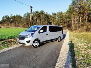 Opel Vivaro II 1.6 CDTI 125km Led Salon PL 9 OS