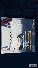 B-Square Zestaw 7 gier szklanych
