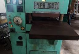 Używana prasa hydrauliczna o nacisku 180 ton.