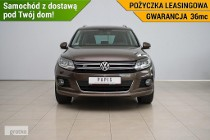 Volkswagen Tiguan I SalonPL ASO 1Wł 4Motion Climatronic Nawi Xenon Rline Alu PAPIS
