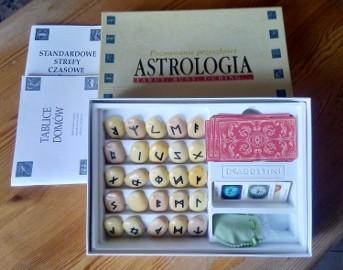 Astrologia wydawnictwa DeAgostini