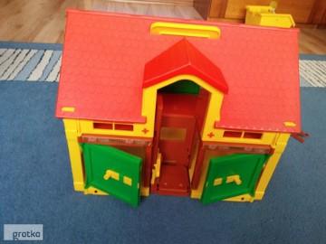 Wader Play House domek dla lalek Farma
