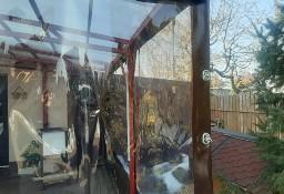 Przezroczysta  ściana, osłona, roleta na taras z montażem pomiarem Warszawa