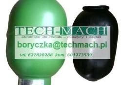 Gilotyna Plasomat NG NGH - hydroakumulator, przepona 601273539