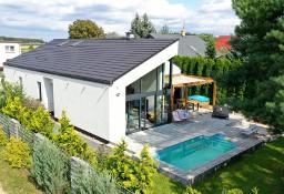 Energooszczędny dom stodoła z basenem i starodrzewem Zakrzewo