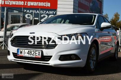Ford Mondeo V Ford Mondeo 2.0 TDCi Trend Gold X, LED, Salon PL, FV 23%, Gwarancja!