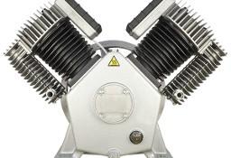 Sprężarka tłokowa Pompa powietrza do kompresora Kompresor 1660l/min