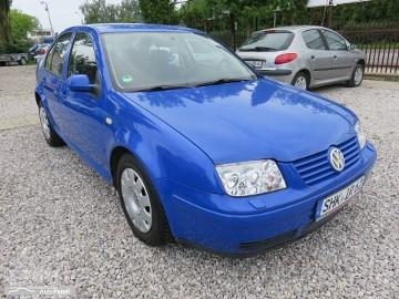 Volkswagen Bora I Xenon/KLIMA / Elektryka / Grzane fotele / Serwis / Pierwszy właścici