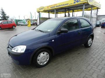 Opel Corsa C 1,0 i Zarejestrowana