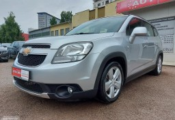 Chevrolet Orlando 1.8 benz, 7 foteli, full, ASO, gwarancja, ideał!