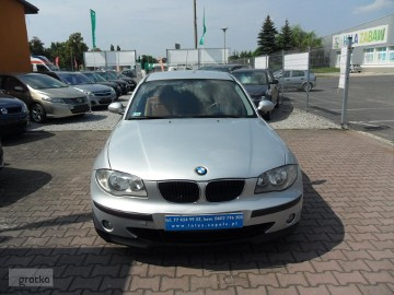 BMW SERIA 1 118