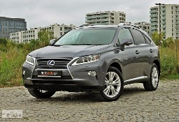 Lexus RX III RX450h! Salon PL! Serwis ASO Lexus! 100% Bezwypadkowy! Hybryda!