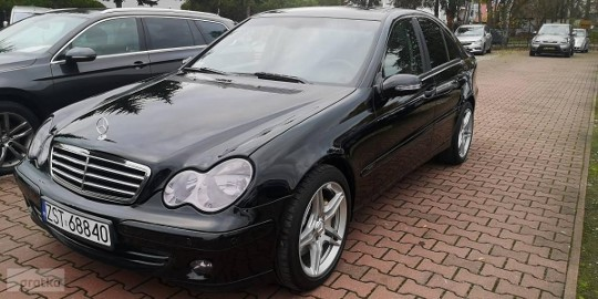 Mercedes-Benz Klasa C W203