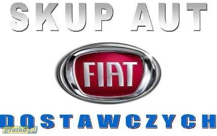 Fiat Ducato SKUP AUT DOSTAWCZYCH