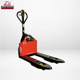 Nowy krótki elektryczny wózek paletowy - paleciak EP EPT 12EZ PRO
