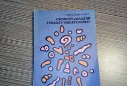 Choroby zakaźne i pasożytnicze u dzieci - Halina Szczepańska