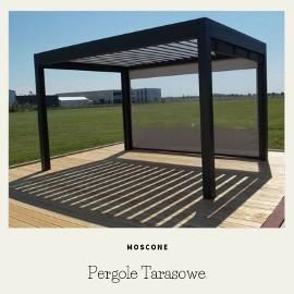 Pergole Tarasowe Opole - Moscone