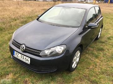 Volkswagen Golf VI ** Automat DSG Klima Alu 1,6 TDI Niemiec