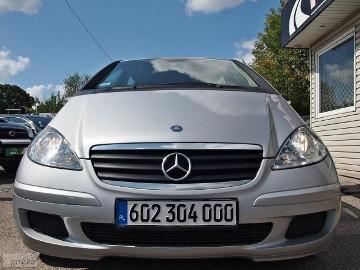 Mercedes-Benz Klasa A W169 CDi 82KM 1 WŁAŚCICIEL KLIMATYZACJA PEŁNA ELEKTRYKA
