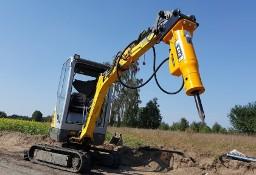 Młot hydrauliczny Arrowhead dla minikoparek 1,5-3 ton