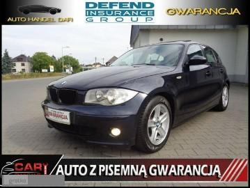 BMW SERIA 1 1.6 116PS Benzyna Książka Bezwypadkowy Top Stan Gwarancja