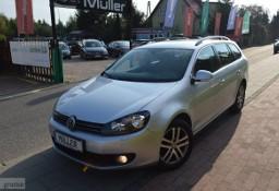 Volkswagen Golf VI + 1.6 TDI BlueMot.-105Km DSG ,Parctronic ,Navi...