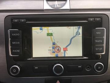 Mapy Europy i Polski VW RNS 315 Volkswagen Skoda Seat Mapa 2020 V12