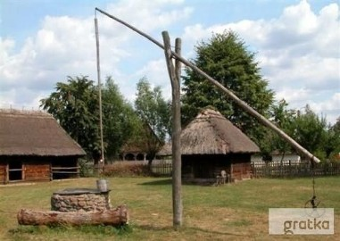 Ukraina.Oddamy drewniane budynki do rozbioru, wies do zagospodarowania