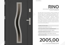 Drzwi stalowe SETTO model RINO 68