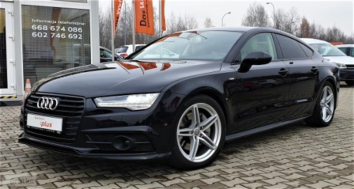 Audi A7 III 2.0TFSI_252KM_Matrix_Pneumatyka_Head-Up_BOSE_FV23%