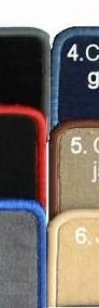 Skoda Superb I sedan 2001-2008 najwyższej jakości bagażnikowa mata samochodowa z grubego weluru z gumą od spodu, dedykowana Skoda Superb-3