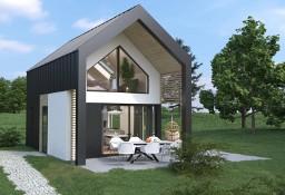 Całoroczny nowoczesny domek nad jeziorem na Mazurach